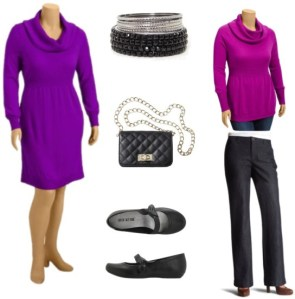disabled fashion, Spashionista, wefly2, sweater, dress, jeans, low-heeled shoes, mary janes, Old Navy, Payless